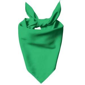 Bright Green Dog Bandana