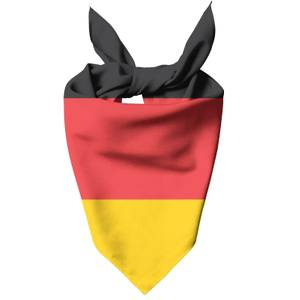 German Flag Dog Bandana