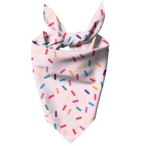 Rainbow Sprinkles Dog Bandana