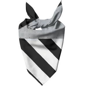 Stripes And Blocks Dog Bandana