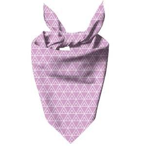 Linear Triangles Pet Bandana