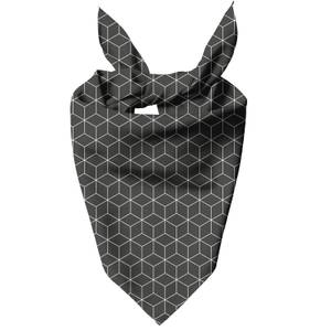Hexagon Dog Bandana