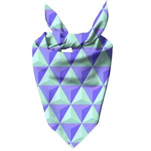 3D Triangle Dog Bandana
