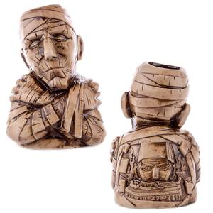 Mug Tiki The Mummy - Mondo Universal Monsters