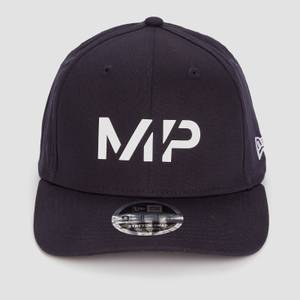 MP 9FIFTY Stretch Snapback - Navy/White