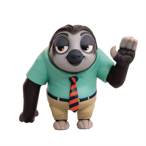 Beast Kingdom Disney Pixar Zootopia Mini Egg Attack Series