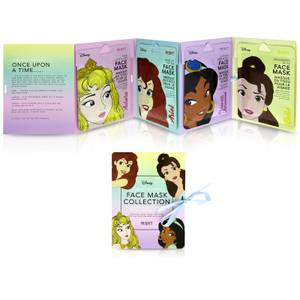 Disney Princess Face Mask Collection