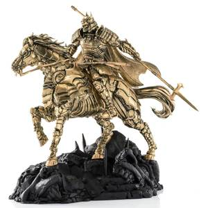 Royal Selangor Limited Edition Gilt Batman Shogun - Samurai Series Replica