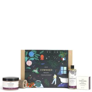 Cowshed Awake Bathing Ritual Kit