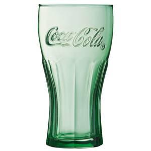 Coca-Cola Genuine Contour Glasses (Pack of 4)
