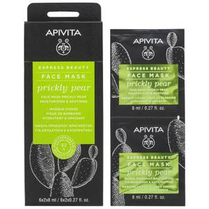 APIVITA Express Beauty Face Mask with Prickly Pear 12 x 0.27 fl.oz