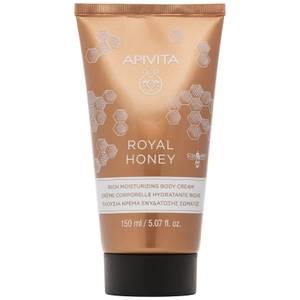 APIVITA Royal Honey Rich Moisturizing Body Cream 5.07 fl.oz