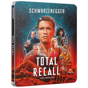 Total Recall (30th Anniversary Edition) - Steelbook Edition Limitée 4K Ultra HD