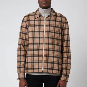 PS Paul Smith Men's Blouson Jacket - Chocolate