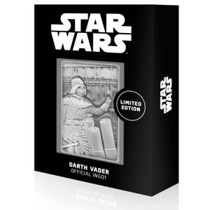 Dark Vador - Star Wars Iconic Scene Collection Limited Edition Ingot
