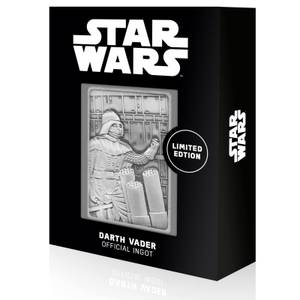 Star Wars Iconic Scene Collection Limited Edition Ingot - Darth Vader