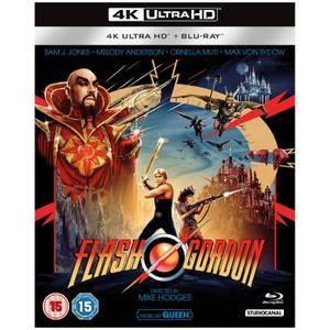 Flash Gordon 40e Anniversaire - 4K Ultra HD