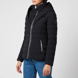 Mackage Women's Andrea-Rl Hooded Down Jacket - Black