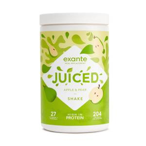 Apple & Pear JUICED Meal Replacement Shake 10 Serve Tub