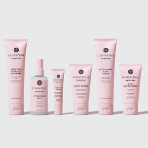 GLOSSYBOX Skincare Oily Skin Set (Worth £91.00)