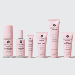 GLOSSYBOX Skincare Sensitive Skin Set (Worth €101.00)