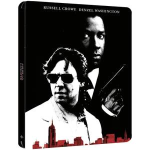 American Gangster - Steelbook 4K Ultra HD (Blu-ray 2D Inclus) - Exclusivité Zavvi