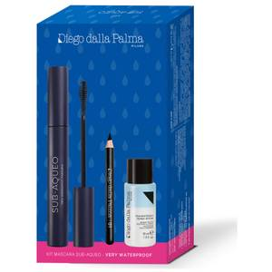 Diego Dalla Palma Kit Mascara Sub-Aqueo (Worth £31.47)