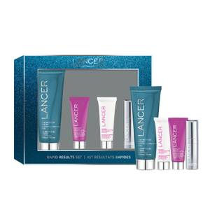 Lancer Rapid Results 4-Piece Set (Worth £87.50)