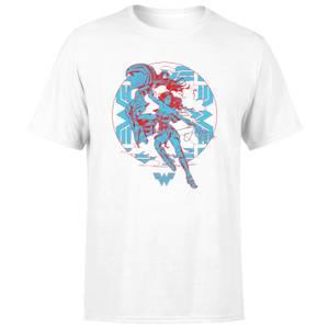 Wonder Woman Amazonian Herren T-Shirt - Weiß