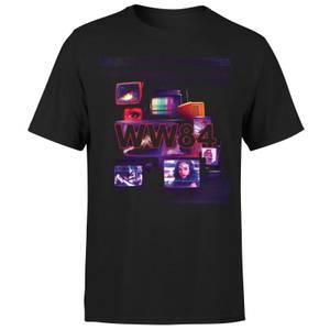 Wonder Woman 1984 Men's T-Shirt - Black