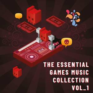 The Essential Games Music Collection Vol. 1 LP