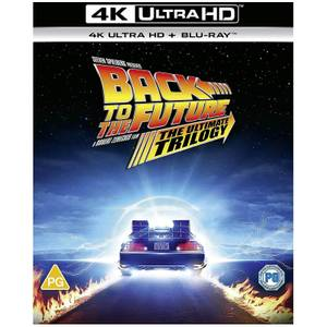 Regreso al Futuro: La Trilogía Definitiva - 4K Ultra HD