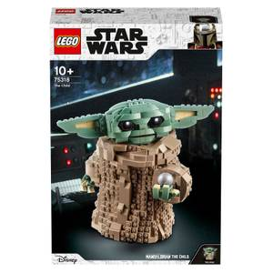 LEGO Star Wars:: The Mandalorian The Child Building Set (75318)