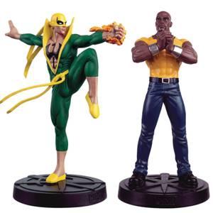 Marvel Figures Luke Cage & Iron Fist 2 Pack