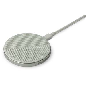 Native Union Drop Fabric Charging Pad - Sage