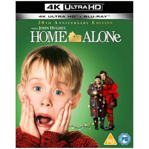 Home Alone - 4K Ultra HD (Includes 2D Blu-ray)