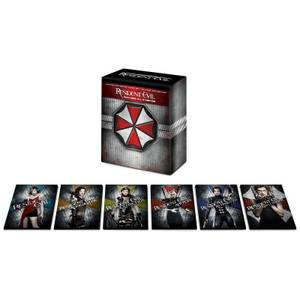 Resident Evil - 4K Ultra HD Collection (Includes 2D Blu-ray)