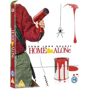 Home Alone (Maman, j'ai raté l'avion !) - Steelbook Ultra HD Exclusivité Zavvi 4K (Blu-ray 2D Inclus)