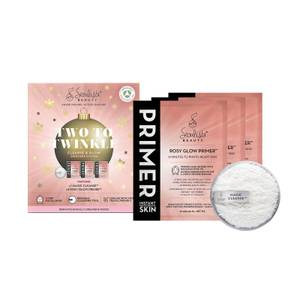Seoulista Beauty Two to Twinkle Cleanse and Glow Christmas Pack