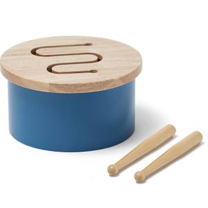 Kids Concept Drum Mini - Blue