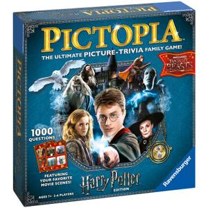 Ravensbuger Pictopia Board Game - Harry Potter Edition