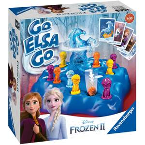 Ravensburger Frozen 2 Go Elsa Go Game
