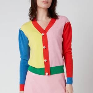 Olivia Rubin Women's Hilda Cardigan - Colourblock