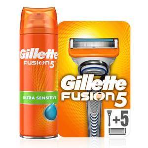 Fusion5 2-in-1 Rasierset