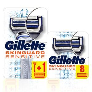 SkinGuard Sensitive 2-in-1 Rasierset