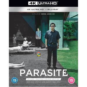 Parasite - 4K Ultra HD (Includes 2D Blu-ray)