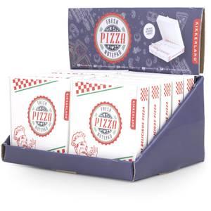 Kikkerland Pizza Notepad
