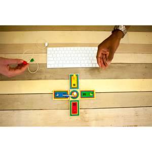 Kikkerland Desktop Ring Toss