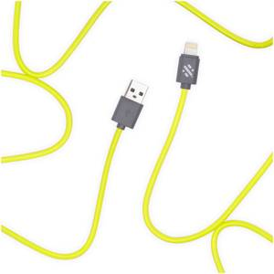 Swipe Link 1m Lightning Charge Cable - Green