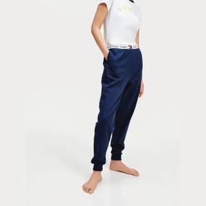 Tommy Hilfiger Women's Lounge Trousers - Navy Blazer